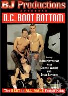 D.C. Boot Bottom Porn Movie