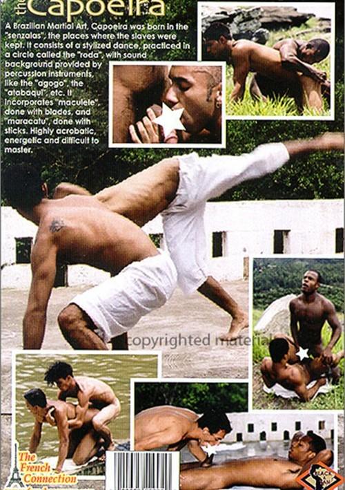 Capoeira 01 Cover Back