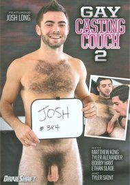 Gay Casting Couch 2 Porn Video