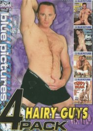 Hairy Guys (4 Pack) Porn Movie