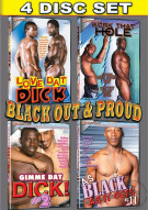 Black Out & Proud 4-Pack Porn Movie