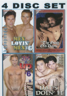 Older Men #3 (4 Pack) Porn Movie