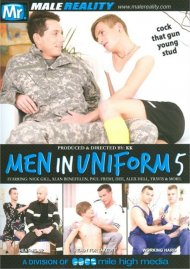 Men In Uniform 5 Porn Video