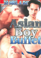 Asian Boy Buffet 4-Disc Set Porn Movie