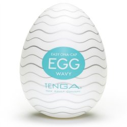 Tenga Egg - Wavy Sex Toy