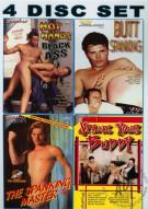Spanking #1 (4 Pack) Porn Movie