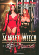 Scarlet Witch VS Black Widow And Batwoman Porn Video