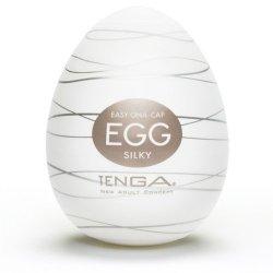 Tenga Egg - Silky Sex Toy
