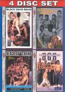 Black Gang Bangs 4 Pack Porn Movie