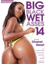 Big Black Wet Asses! 14 Porn Movie