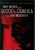 Blood For Dracula: The Criterion Collection Porn Movie