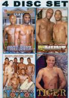 Black #1 (4 Pack) (Bacchus) Porn Movie