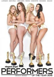 Performers Of The Year 2015 Porn Movie