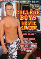College Boys Home Alone Porn Movie