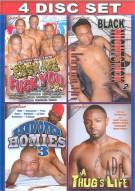Black Men Fuckin #2 (4-Pack) Porn Movie