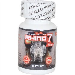 Rhino 7 - 6 count Sex Toy