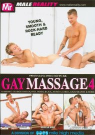Gay Massage 4 Porn Movie