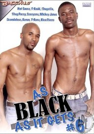 As Black As It Gets #6 Porn Movie