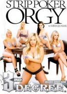 Strip Poker Orgy Porn Video