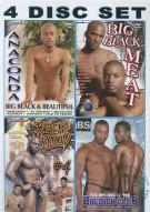 Black Big Dick #3 (4 Pack) Porn Movie