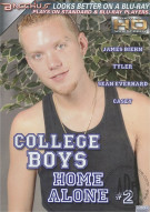 College Boys Home Alone #2 Porn Movie