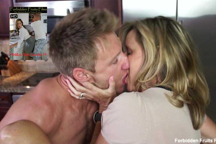 Jodi West stars in Mother-Son Secrets #4 family roleplay porn video.