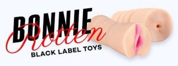 Buy Bonnie Rotten Black Label sex toys.
