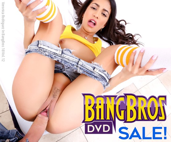 Shop Bang Bros porn DVDs on sale starring Veronica Rodriguez and more.