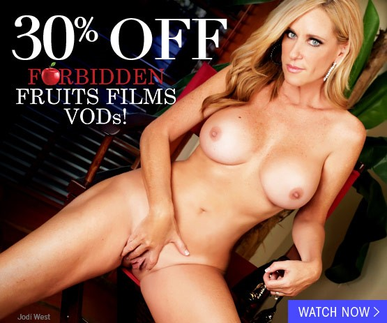 Get 30% off Forbidden Fruits VODs featuring Jodi West and more.