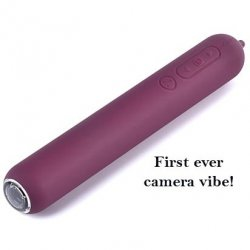 Siime Eye Wireless Lighted Camera Vibe image.