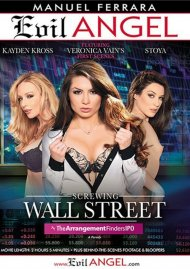 Screwing Wall Street:The Arrangement Finders IPO DVD Image from Evil Angel.