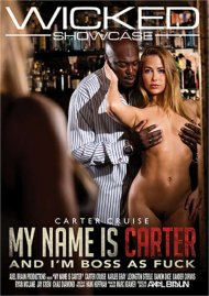 My Name Is Carter DVD porn movie from Wicked Pictures.