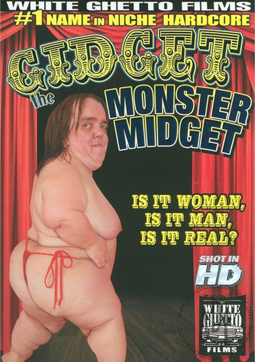 Gidget The Midget Porn Star