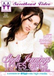 Shyla Jennings Loves Girls DVD porn movie from Sweetheart Video.