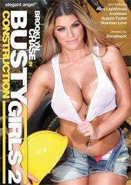 Busty Construction Girls 2 DVD porn movie from Elegant Angel.