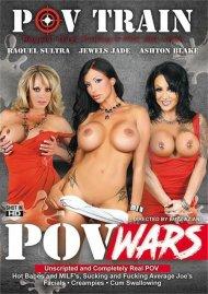 POV Wars porn video from POV Train.