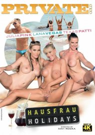 Hausfrau Holidays HD porn video from Private Gold.