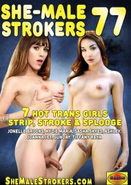 Stream She-Male Strokers 77 Porn Video from Mancini Productions.