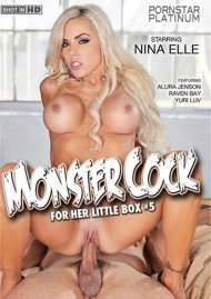 Monster Cock For Her Little Box 5 Porn Video Image from Pornstar Platinum.
