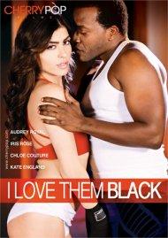 I Love Them Black DVD porn movie from Cherry Pop.