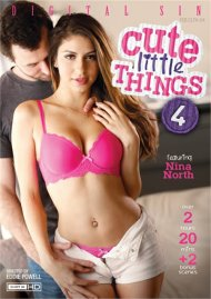 Cute Little Things 4 DVD porn movie from Digital Sin.
