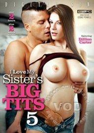 I Love My Sister's Big Tits 5 HD Porn Video Image from Digital Sin.