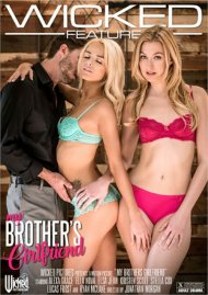 My Brother's Girlfriend DVD porn movie from Wicked Pictures.