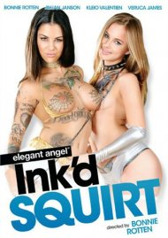 Ink'd Squirt DVD Image from Elegant Angel.