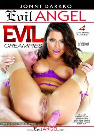Evil Creampies DVD porn movie from Evil Angel.