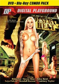 Desert Heat DVD Image from Digital Playground.