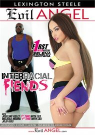 Interracial Fiends DVD porn movie from Evil Angel.