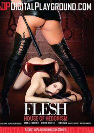 Flesh: House of Hedonism DVD Image from Digital Playground.