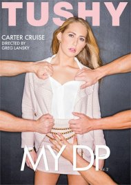 My DP Vol. 2 DVD porn movie from Tushy.
