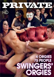 Swingers' Orgies HD porn video from Private.
